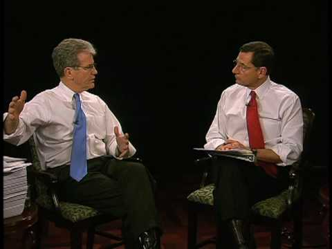 Tom Coburn and John Barrasso Talk About Stopping Fraud in Medicare and Medicaid