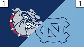 1 Gonzaga vs. 1 North Carolina Prediction | Who