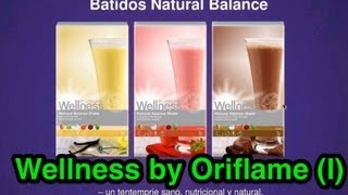 Wellness by Oriflame (I) Los Batidos Natural Balance