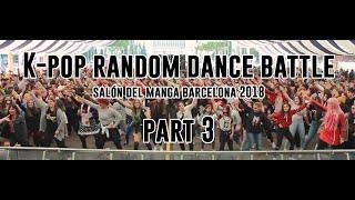 [KPOP RANDOM DANCE BATTLE] | Salón del Manga 2018 BCN (Misang | Risin'STAR | Miila Productions) 3/3