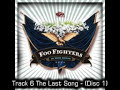 The Last Song - Foo Fighters