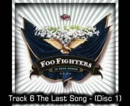 Foo Fighters - Last Song