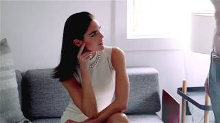 Behind the Scenes with Sean Avery and Hilary Rhoda