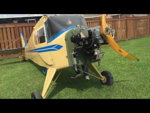 1938 Taylorcraft restoration