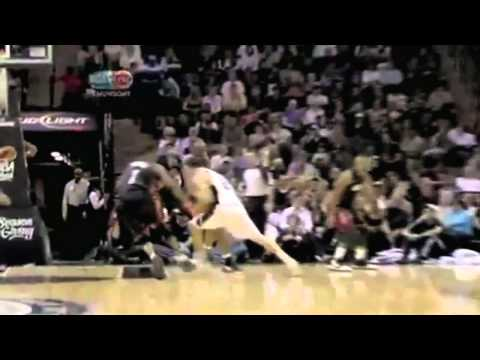 [AM] Manu Ginobili- Euro Step