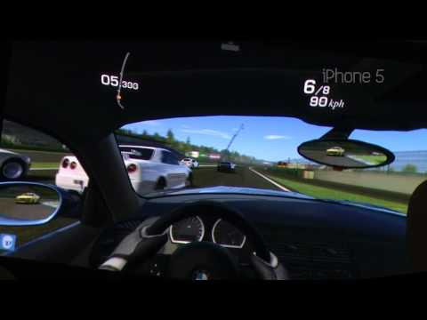 Real Racing 3 iOS iPhone iPad Gameplay Review - AppSpy.com