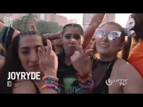 Tchami EDM Drops @Ultra Music Festival Miami 2017