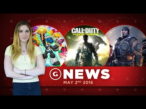 Call of Duty: Infinite War, Gears of War 4, Mighty No. 9 Release Date - GS Daily News
