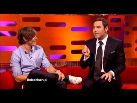 David Walliams - The Graham Norton Show - part # 1 [26/03/09]