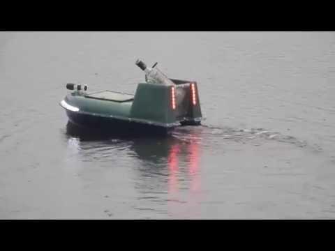 водомет для катера для рыбалки
