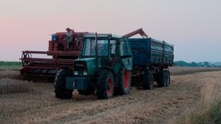 • Żniwa/Harvest 2013! |[FULL HD]| Bizon, Ursus, Fendt, Claas, Massey Fergusson... •