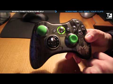 Controller XBOX 360 Personalizzato