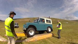 LandRover series II a 2012 Iceland