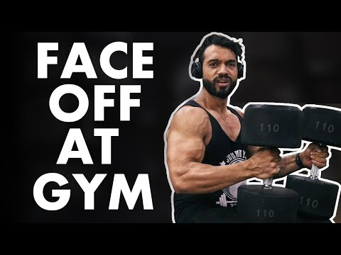 Fit Is Hit | Faceoff at Gym | Fun times | Fitness 2017 thumbnail