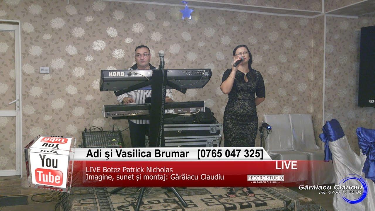 Adi si Vasilica Brumar | Colaje SARBA LIVE | Muzica de Petrecere | Botez Patrick Nicholas