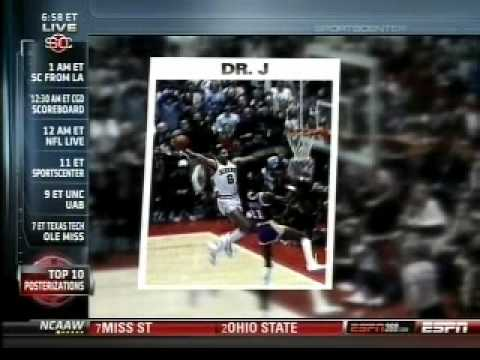Sportscenter Top 10 Posterization Dunks