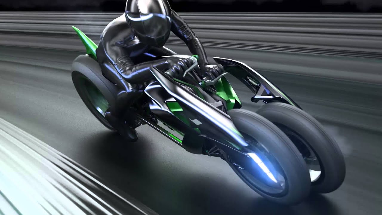 Kawasaki j concept 2013 tokyo motor show youtube for J and s motors