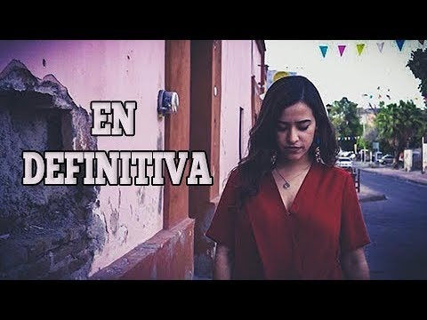 En Definitiva - Natalia Aguilar / Alfredo Olivas
