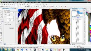Corel Draw  working with bitmaps  Part I