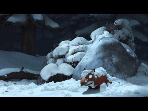 The Gruffalo's Child meets Fox