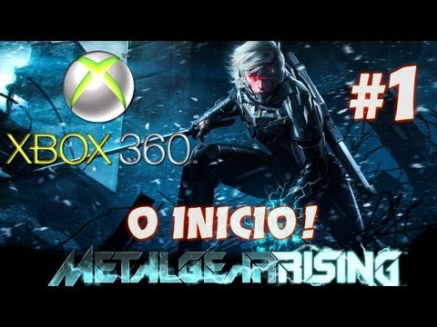 Metal Gear Rising: Revengeance Parte #1