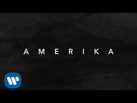 Young The Giant Amerika (Visualizer) music videos 2016 indie