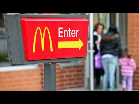 Fast Food Chain McDonald's Results Disappoint But Sales Show Signs of Life