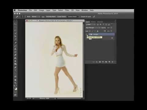 Post Processing for High Key Images