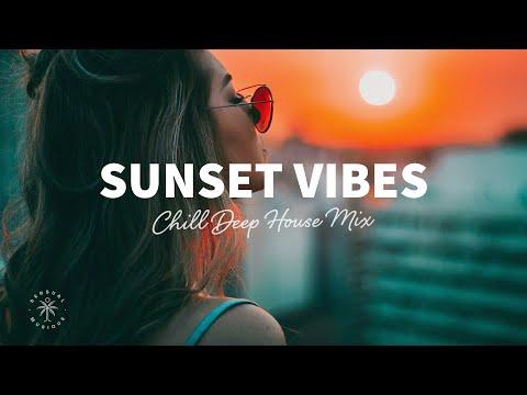 Sunset Vibes ☀️ (Alok, Kygo, Robin Schulz, Avicii, Jonas Blue Style) | Summer Chill Deep House Mix