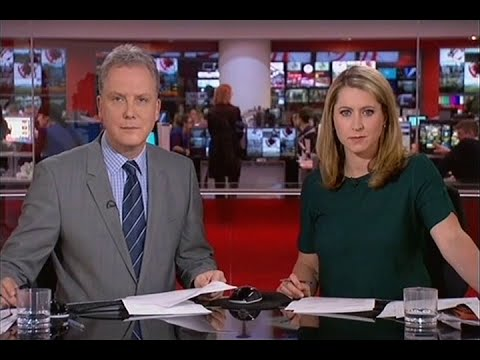 Paris Terror Attack | BBC News Special Headlines 09.01 (2015).