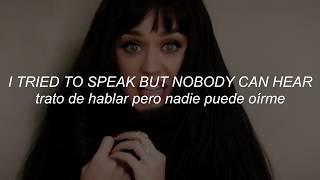 Katy Perry Waving Through A Window Ingles Español