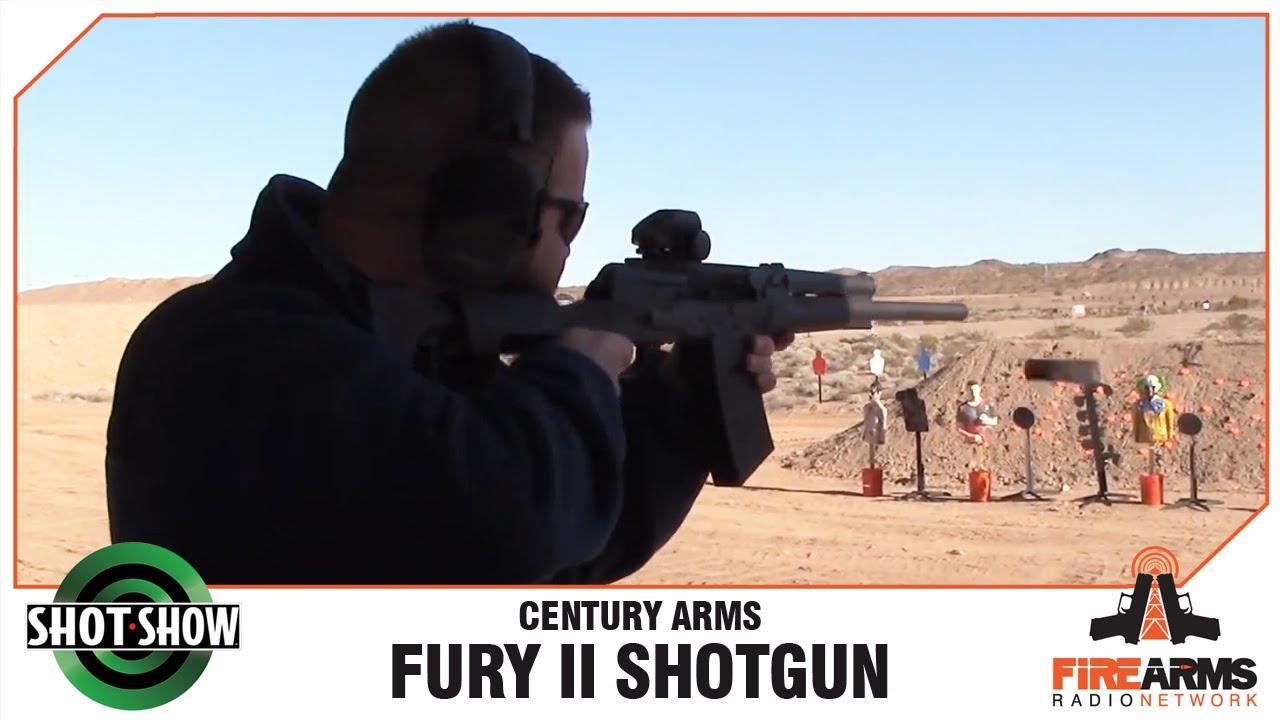 Century Arms Fury ii Century Arms Fury ii Shot
