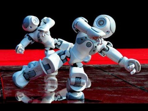 WatchDogs DITL – Dancing Robot