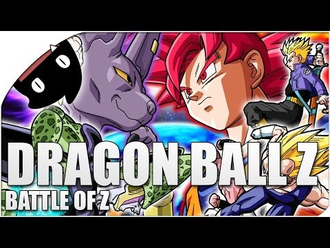 Dragon Ball Z Battle of Z - El peor juego de Dragon Ball de la historia