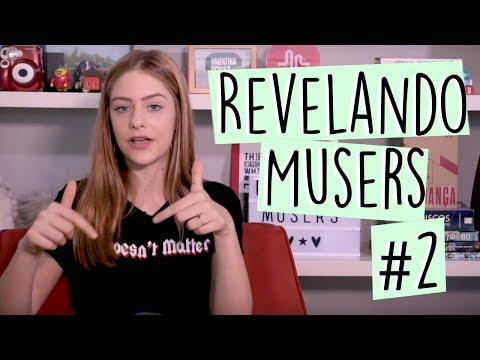 REVELANDO NOVOS MUSERS #2 || Valentina Schulz