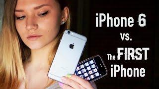 Самый Первый iPhone! ОБЗОР