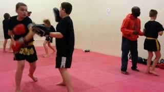 Kids Muay Thai Classes in Stockport  (Shantiacademy.co.uk)