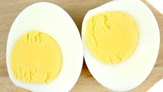 How To Unboil an Egg