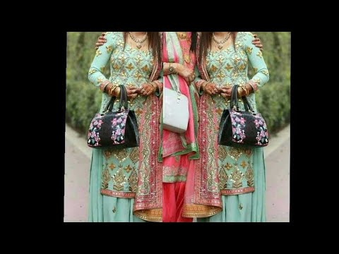 Heavy bridal suits design