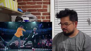 Bdash & Konkrete The Duels | World of Dance Season 2 | Reaction