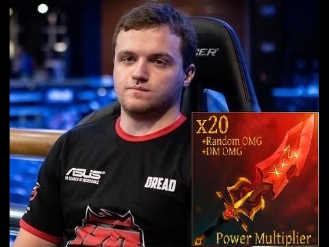 Dread&Co играют в Power Multiplier x20