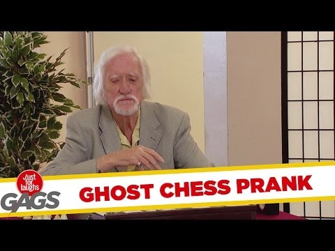 Ghost Chess Player &#8211; Double Prank
