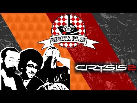 Birita PLAY - Crysis 2 (Hilário)