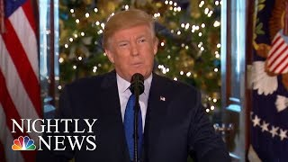 GOP Reaches Tax Deal To Slash Corporate And Individual Rates | NBC Nightly News