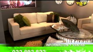 ZIENTTE / DECORACION MUEBLES / VIPTV REAL ESTATE TV