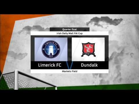 HIGHLIGHTS: Limerick 0-4 Dundalk