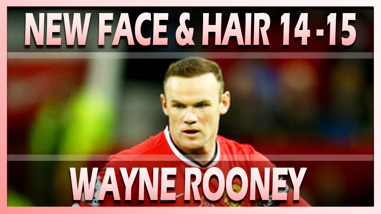 Wayne Rooney 2015 Hair Gallery NEW FACE HAIR WAYNE ROONEY PES DESCARGA