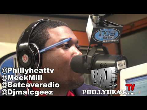 Meek Mill on Batcave Radio 2011 part 1