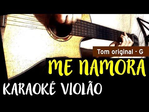 Download  Me namora - Karaokê Violão Gratis, download lagu terbaru