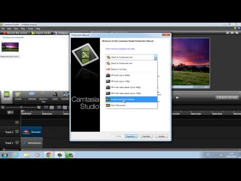Como subir un vídeo a YouTube hecho con Camtasia Studio 7 y 8 [Full HD]